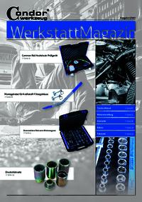 WerkstattMagazin 2017